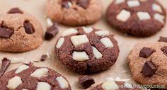 Die besten Low Carb Cookies mit Schokolade