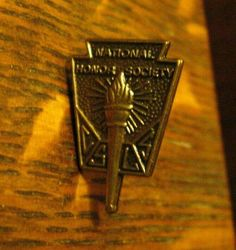 Fire Department STATE OF FLORIDA Tie Tac Clip Clasp Tack Gold Tone