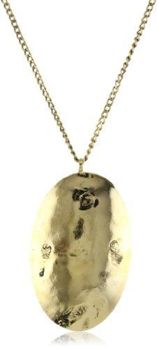 Citrine by the Stones Gold Pendant Necklace Oval Short Necklace Citrine by the Stones. $265.00. Made in United States. Hand hammered, etched, textured. Antiqued and oxidized In the USA