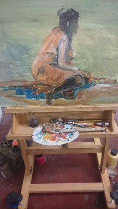 Le blog d'Olivier JAMES: Différentes vues et dessins Fontenay, Collages, Painting, Art, Olive Tree, How To Paint, Drawings, Atelier, Woodwind Instrument