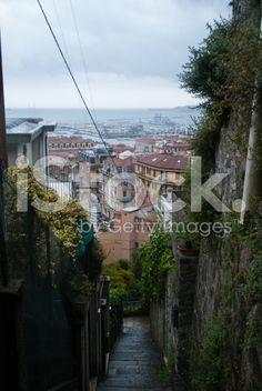 La Spezia in Cinque Terre royalty-free stock photo