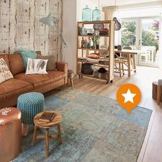 """""""Kleed je huis aan met dit trendy patchwork vloerkleed Vincentia. #kwantum_woonahaves_vloerkleed1 #kwantum #kwantum_nederland #woonahaves…"""""""