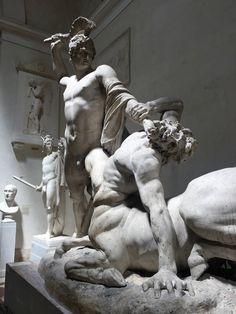The Chemist — Teseo e il centauro, Gipsoteca Antonio Canova,...