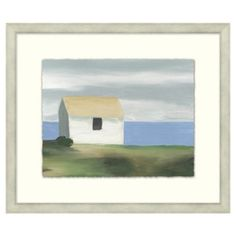 "Check out this item at One Kings Lane! Coastal Cottage I, 26"" x 22"""