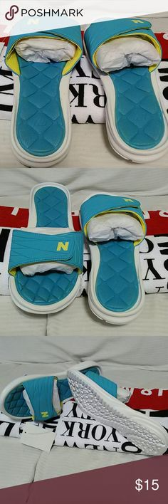 Flipflop New balance make offer New Balance Shoes Slippers