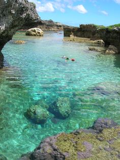 Niue.  It really is this gorgeous.