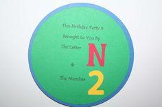 Sesame Street Birthday Party Ideas   Photo 1 of 26   Catch My Party