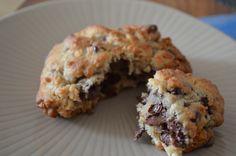 Recette cookies au mars et aux noisettes