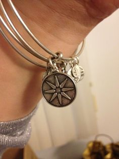 alex and ani bracelets bangles...a friend gave me one for Christmas... LOVE IT