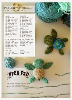 pica-pau: Steve (Zissou) I love this amigurumi. I just wish I could read her pattern. Crochet Diy, Love Crochet, Crochet Crafts, Crochet Dolls, Crochet Projects, Crochet Starfish, Amigurumi Patterns, Crochet Patterns, Crochet Mignon