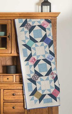 Sewing Stars Quilt Kit