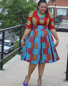 18 African Prints Styles For The Plus Size Woman African Dresses For Women, African Print Dresses, African Fashion Dresses, African Attire, African Wear, African Women, African Prints, African Style, African Fashion Designers