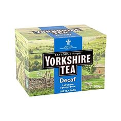 Yorkshire Decaf Teabags 160 per pack - Pack of 6 * To view further for this item, visit the image link. (This is an affiliate link and I receive a commission for the sales)