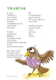 Česká škola: Hádanky a básničky pro chytré hlavičky Learning, Studying, Teaching, Onderwijs