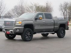 2017 GMC   SIERRA 2500HD CREW CAB DENALI $65,389 Possible Trade - 100693568 | Custom Lifted Truck Classifieds | Lifted Truck Sales