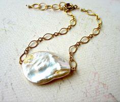 Summer Pearl Bracelet Uncovet
