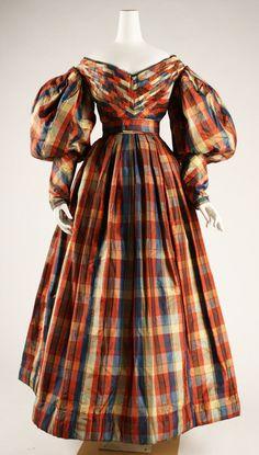 Dress, 1830, The Metropolitan Museum of Art
