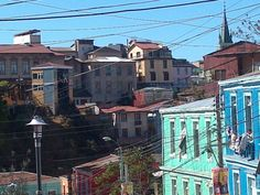Valparaíso. Is surprising only by its self love love it