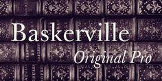Font dňa – Baskerville Original Pro   https://detepe.sk/font-dna-baskerville-original-pro