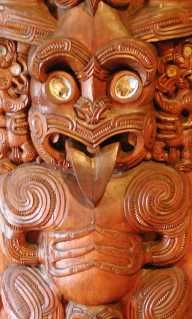 maori Polynesian People, Polynesian Art, Maori People, Tiki Mask, Maori Designs, Maori Art, Kiwiana, Unusual Art, Ocean Art