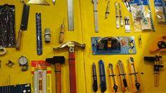 Nuestras herramientas de encuadernación. Descubre más en www.casadelencuadernador.com