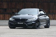 BMW M4 Coupe potenciado por G-Power hasta los 520 HP.