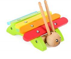 Small Foot Xylofón slimák Play Food, Toys