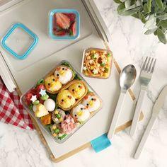 Keep Calm and Cook Something: Bento Box Recipes Bento Box Lunch For Kids, Bento Kids, Cute Bento Boxes, Japanese Bento Box, Japanese Food Art, Japanese Meals, Bento Recipes, Baby Food Recipes, Manger Healthy