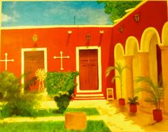 Original Artwork being auctioned off in #PlayadelCarmen to support local charity!