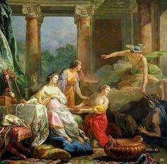 pinturas arte romantico - Buscar con Google