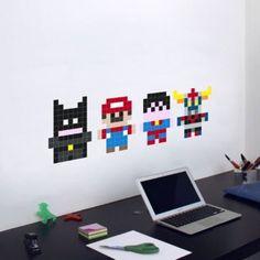 Pixel Art by Stickaz | The Cool Republic