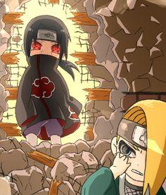 Naruto Kakashi, Anime Naruto, Naruto Comic, Naruto Cute, Naruto Funny, Naruto Shippuden Anime, Sasori And Deidara, Deidara Akatsuki, Naruto Cosplay