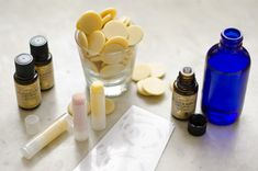 Chapstick Ingredients by Mary Banducci