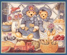 Teddy Bear Images, Teddy Bear Pictures, Sarah Kay, Tedy Bear, Teddy Bear Hug, Bear Paintings, Bunny Drawing, Christmas Decoupage, Bear Decor
