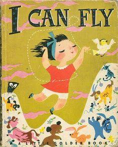 1950's Little Golden Book