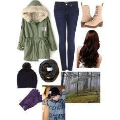 """""""Touring Alaska with your older brother"""" by kmpeaceon on Polyvore"""