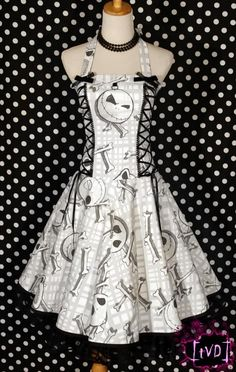 Jack Skellington dress Keylee would probably love!