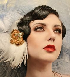 1000+ Images About Gatsby Hair On Pinterest | 1920s Hair 1920s Hair Accessories And Flappers