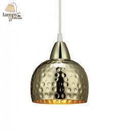 Lampa zwis pojedynczy HAMMER 13 złoty Markslojd 105966 Rabat 16% przy zakupie