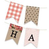 The Porch Personalizable Bunting Banner