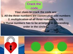 Crack The Code Math Picture Puzzle-4