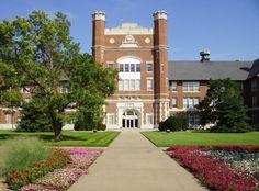 Northwest Missouri State University in Maryville, MO (www.nwmissouri.edu)