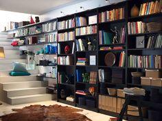 Les bibliothèques habillent nos salons, nos chambres, parfois même nos couloirs. Dans la...