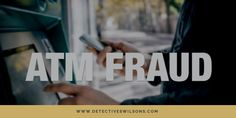 We hear of so many horror stories from new or potential clients when they have just gone into a business deal with a feeling or a gut reaction to what they have been presented with, and we are heartbroken to hear of the many times we have then had to undertake fraud enquiries or missing person checks on behalf of our clients. Don't let yourself be a possible victim to this and do not rely purely on just data base information that can be manipulated or presented in certain way, that can just… Private Investigator, Just Go, Let It Be, Detective Agency, Horror Stories, Base, Times, Feelings