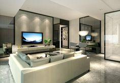 L2ds – Lumsden Leung design studio – Service Apartment Design – Teak and Vanilla