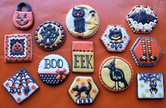 halloween {cookieartisan} --- these are AMAZING!! love every single one.