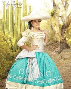 charra quinceanera dress | Found on flickr.com