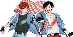 Boys Wallpaper, Ensemble Stars, Anime Shows, Chibi, Knight, Cool Art, Personal Reference, Kawaii, Manga