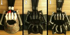 diy bane mask tutorial