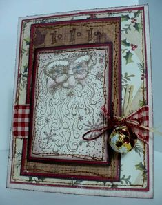SC255, Vintage Christmas   (PR) by kokirose - Cards and Paper Crafts at Splitcoaststampers